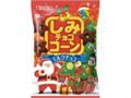 ギンビス しみチョココーン ミルクチョコ クリスマスパッケージ 袋70g