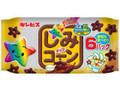 ギンビス しみチョココーン 袋22g×6