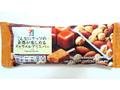 栄屋乳業 セブンプレミアム こんなにナッツの食感が楽しめるキャラメルアイスバー 60ml