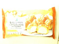 セブンプレミアム 贅沢シューアイス バター&キャラメル