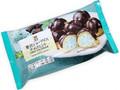セブンプレミアム 贅沢シューアイス チョコミント 袋6個