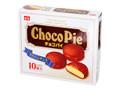 CGC チョコパイ クリームサンド 箱10個