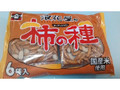 浪花屋 浪花屋の柿の種 ピーナッツ入り 袋6包