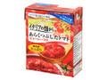 ナガノトマト イタリアの畑から あらくつぶしたトマト ピューレーづけ 果肉感たっぷり パック390g