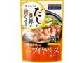 にんべん だしが世界を旨くする 三種の魚介だし入り 香味ブイヤベース 袋30ml×4
