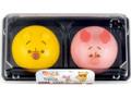 バンダイ 食べマスモッチ Winnie the Pooh 2個
