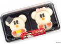 バンダイ 食べマス Disney WinterHoliday ver. ミッキーマウス&ミニーマウス パック2個