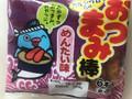 堀川 おつまみ棒 めんたい味 6本