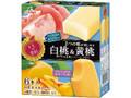 FUTABA ももの季節 白桃&黄桃 55ml×6