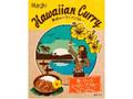 ハチ 魅惑のハワイアンカレー ガーリックシュリンプカレー 箱200g