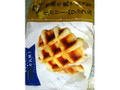 丸中製菓 特選牛乳で作った生クリームワッフル 袋1個