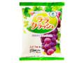 マンナンライフ 蒟蒻畑 ララクラッシュ ぶどう味 袋24g×8