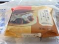 ローソン Uchi Cafe' SWEETS イタリア栗のもっちりとした生どら焼 1個