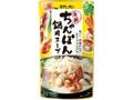 モランボン 海鮮ちゃんぽん鍋用スープ 袋750g