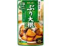モランボン 海鮮和菜 ぶり大根用つゆ 袋300g