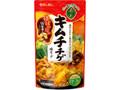 モランボン 菜の匠 キムチチゲ用スープ 袋750g