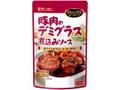 モランボン Bistro Dish 豚肉のデミグラス煮込みソース 袋120g