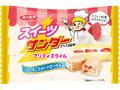 有楽製菓 スイーツサンダープリティスタイル ショートケーキ味 袋41g