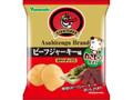 山芳製菓 ポテトチップス ビーフジャーキー味 わさビーフ仕立て 袋48g