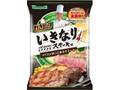 山芳製菓 わさビーフ いきなりステーキ味 袋90g