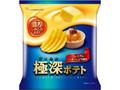 山芳製菓 極深ポテト プレミアムバターしょうゆ味 袋60g
