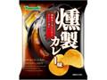 山芳製菓 ポテトチップス 燻製カレー味 袋60g