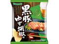 山芳製菓 ポテトチップス 黒豚ゆず胡椒味 袋60g