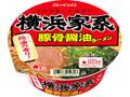 ニュータッチ 横浜家系豚骨醤油ラーメン カップ108g
