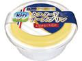 プレシア PREMIUM SWEETS WITH KIRI カスタードチーズプリン カップ87g