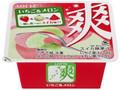 ロッテ 爽 いちご&メロン カップ190ml