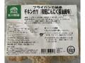 秋川牧園 チキンカツ(和風にんにく醤油風味) 200g