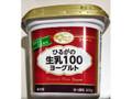 美濃酪連 ひるがの 生乳100ヨーグルト カップ500g