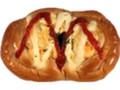 デイリーヤマザキ ベストセレクション たっぷりたまごのハムエッグパン