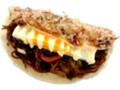デイリーヤマザキ デイリーホット 目玉焼き入りもち食感焼きそばパン
