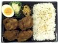 デイリーヤマザキ ベストセレクション 若鶏の唐揚弁当