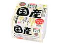 奥野食品 東京納豆 国産 ギャバ醤油入りタレ付 パック40g×3