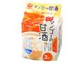 アマノフーズ 果実甘酒 マンゴーの甘酒 袋13.5g×3