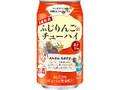 合同酒精 NIPPON PREMIUM 青森県産ふじりんごのチューハイ 缶350ml