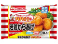 ニッポンハム 若鶏からあげ チキチキボーン味 袋6個