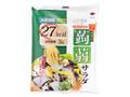 寿マナック 7品目の蒟蒻サラダ ノンオイル青じそドレッシング 袋102.3g