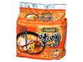 麺のスナオシ 麺s味工房 味噌ラーメン 袋87g×5