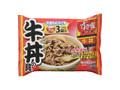 トロナ すき家 牛丼の具 袋70g×3