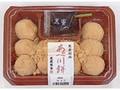 武蔵製菓 黒蜜別添 あべ川餅 パック10個