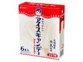 センタン アイスキャンディー ミルク味 箱50ml×6