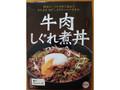 柿安 牛肉しぐれ煮丼 箱115g