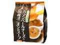 日本ドライフーズ 飲む温野菜 カマンベールチーズと国産オニオンのスープ 袋8g×4