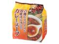 日本ドライ 21種類のスパイスと国産オニオンのカレースープ 4食入 袋36g