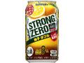 サントリー ‐196℃ ストロングゼロ 柚子ダブル 缶350ml