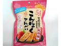 ダイシンフーズ こんにゃくせんべい 紀州梅味 袋15g
