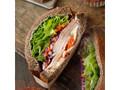 スターバックス ローストポーク&クリームチーズサンドイッチ